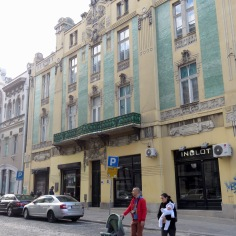 Streets of Belgrade, Serbia