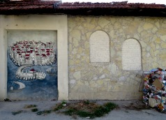 The City through Murals - Kamianets-Podilskyi - Photo by Anika Mikkelson, MissMaps.com