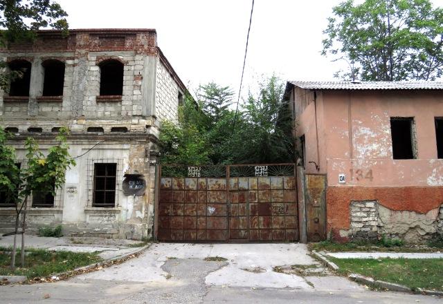 The Streets of Chisinau, Moldova - By Anika Mikkelson www.MissMaps.com