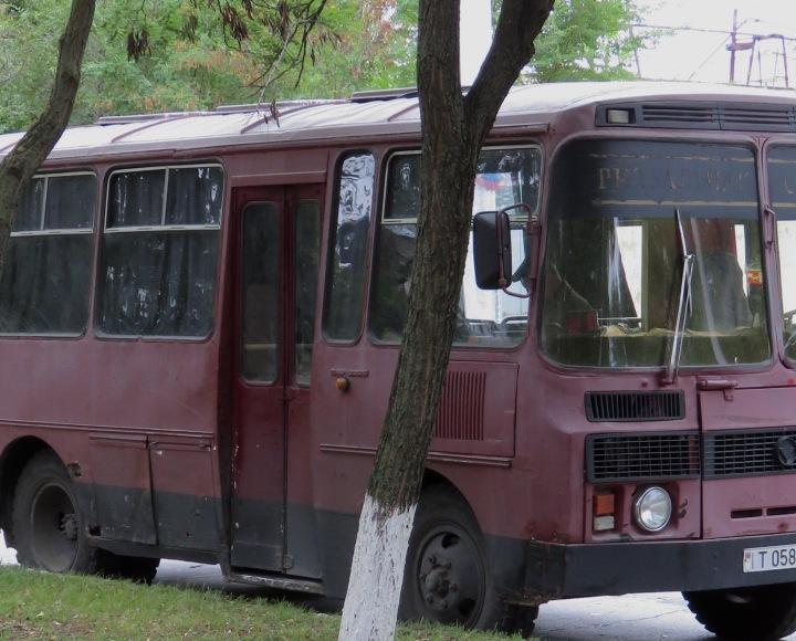 Transnistia Transportation - Anika Mikkelson www.MissMaps.com
