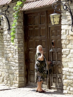 Waiting for a Friend - Kamianets-Podilskyi, Ukraine - by Anika Mikkelson - Miss Map