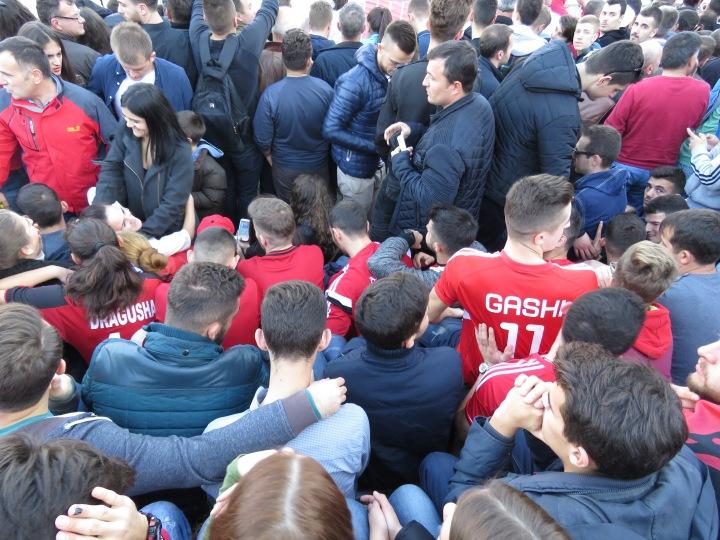 Albania vs. Kosovo Football Game Stands - Where Would You Like to Sit? - Pristina, Kosovo