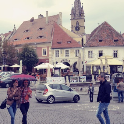 Eye Contact - Sibiu, Romania - Anika Mikkelson