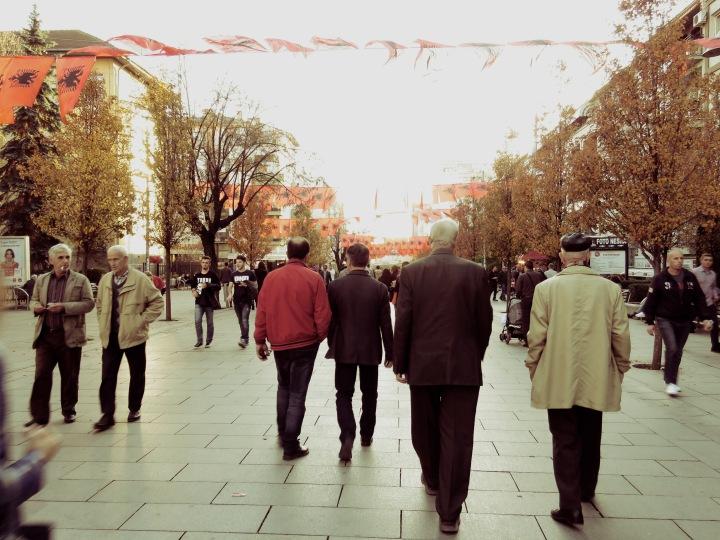 Four Pairs of Fine Gentleman - Pristina, Kosovo