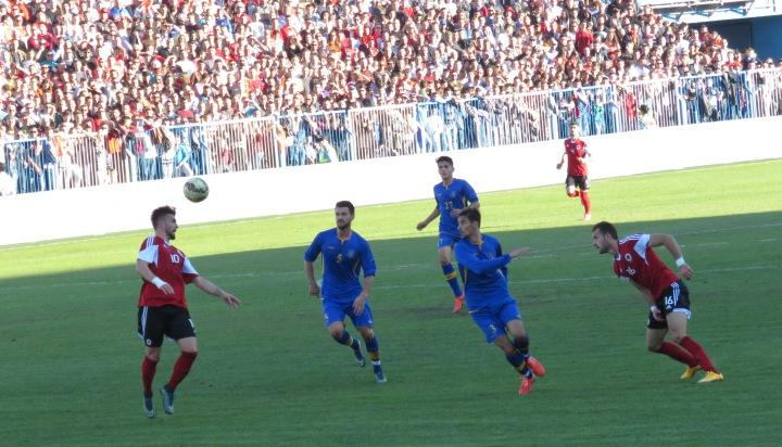 Albania - Kosovo Football - What was the score again? - November 2015