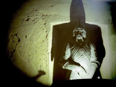Ioan (Iancu de Hunedoara) Sculpture - by Anika Mikkelson - Miss Maps - www.MissMaps.com