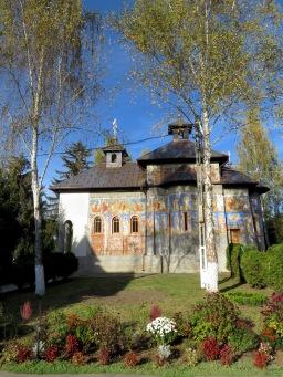 Miron Monastery, Romania - by Anika Mikkelson - Miss Maps - www.MissMaps.com