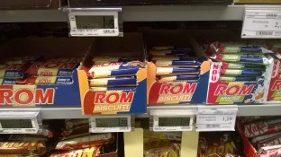 ROM - the most delicious chocolate bars you will ever come across - talk about ROManian pride! - by Anika Mikkelson - Miss Maps - www.MissMaps.com