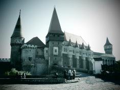 The Haunted Hunyad Castle (Castelul Huniazilor) in Hunedoara, Romania by Anika Mikkelson www.MissMaps.com Miss Maps