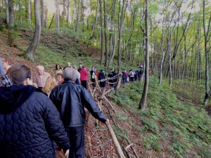 The long journey home from Pestera Romanesti's Concert in a Cave - Timis, Romania by Anika Mikkelson www.MissMaps.com
