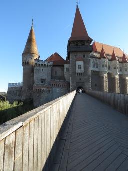 The Walk of Medieval Times - Hunedoara Castle - Transylvania, Romania - by Anika Mikkelson - www.MissMaps.com