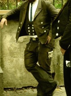 Traditional Journeymen Outfit - Sibiu Romania - Anika Mikkelson - Miss Maps - www.MissMaps.com