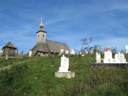 Wooden Church of Romania - by Anika Mikkelson - Miss Maps - www.MissMaps.com