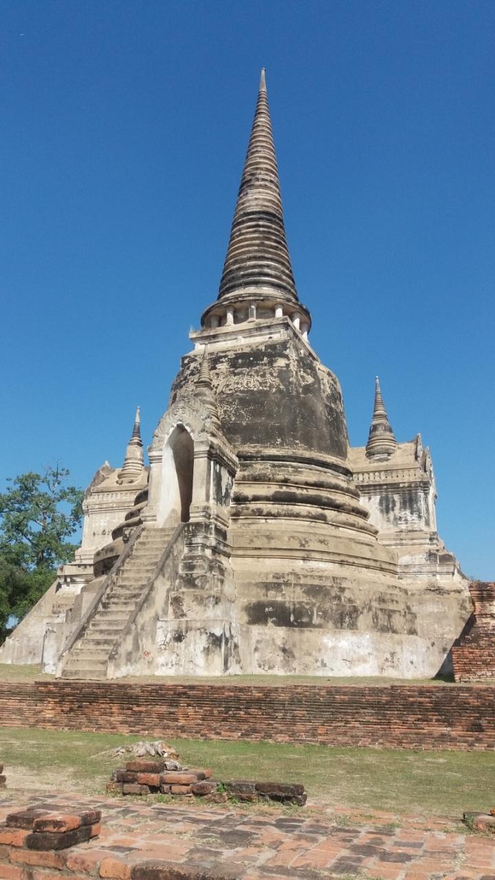 Ayutthaya Historical Park - by Naseema Khan - www.MissMaps.com