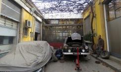 Classic Cars get a reboot - Nicosia Cyprus - by Anika Mikkelson - Miss Maps - www.MissMaps.com