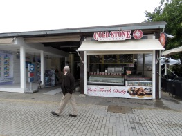 Cold Stone! In Cyprus! - by Anika Mikkelson - Miss Maps - www.MissMaps.com
