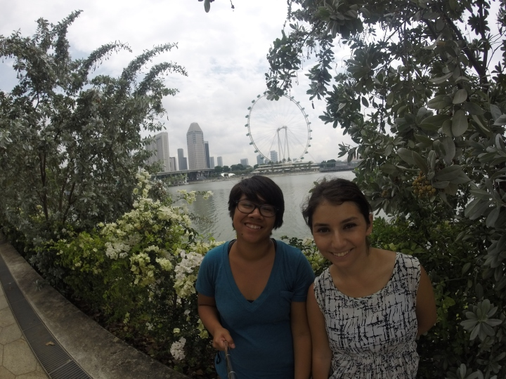 Deafinitely Wanderlust exploring in Singapore