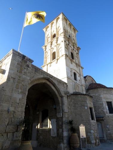 Larnaca Castle - by Anika Mikkelson - Miss Maps - www.MissMaps.com