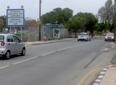 Learning to Drive on the Left in Cyprus - by Anika Mikkelson - Miss Maps - www.MissMaps.com