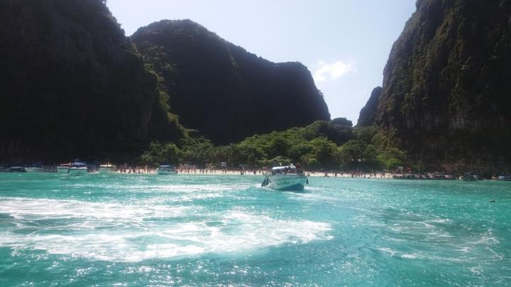 Phi Phi Island by Naseema Khan - www.MissMaps.com