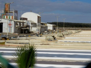 Desalination Factory of Eilat, Israel - by Anika Mikkelson - Miss Maps - www.MissMaps.com