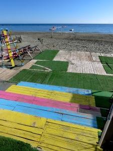 Stairway to Heaven - Limassol Cyprus - by Anika Mikkelson - Miss Maps - www.MissMaps.com