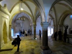 The Room of the Last Supper - Jerusalem Israel - by Anika Mikkelson - Miss Maps - www.MissMaps.com