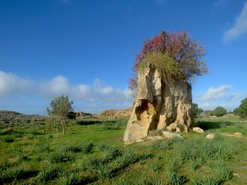 Tomb of the Kings in Paphos Cyprus - by Anika Mikkelson - Miss Maps - www.MissMaps.com