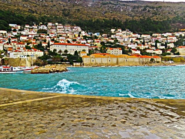 Dubrovnik's Coast - by Anika Mikkelson - Miss Maps - www.MissMaps.com
