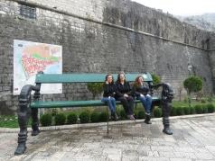 Kotor's Monstrous Bench -- Miss Maps - www.MissMaps.com