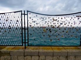 Locks of Love or Anchors Away - Dubrovnik, Croatia - by Anika Mikkelson - Miss Maps - www.MissMaps.com