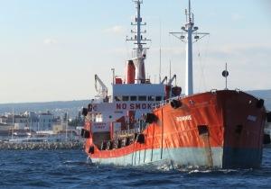 My Bonnie Lies Over the Ocean - Limassol Cyprus - by Anika Mikkelson - Miss Maps - www.MissMaps.com