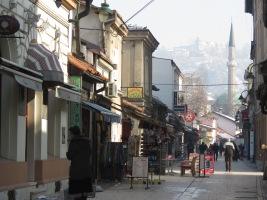 Old Town - Sarajevo, Bosnia and Herzegovina - BiH - by Anika Mikkelson - Miss Maps - www.MissMaps.com