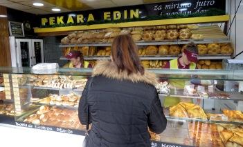 Pekara Edin - Saravejo, Bosnia and Herzegovina BiH - by Anika Mikkelson - Miss Maps - www.MissMaps.com
