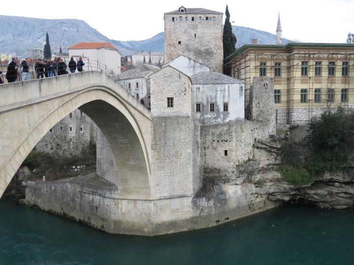 Stari Most - Mostar, Bosnia and Herzegovina - by Anika Mikkelson - Miss Maps - www.MissMaps.com