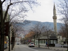 Streets Leading to Old Town - Mostar, Bosnia and Herzegovina - by Anika Mikkelson - Miss Maps - www.MissMaps.com
