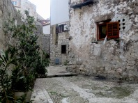 Streets of Old Town Dubrovnik Croatia - by Anika Mikkelson - Miss Maps - www.MissMaps.com