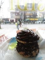 Streetside Chocolate Patries - Shkoder Albania - by Anika Mikkelson - Miss Maps - www.MissMaps.com