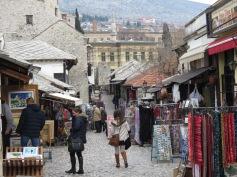 Tourist Center - Mostar, Bosnia and Herzegovina - by Anika Mikkelson - Miss Maps - www.MissMaps.com