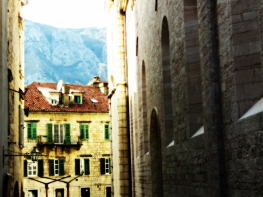 Views from Old Town Kotor - by Anika Mikkelson - Miss Maps - www.MissMaps.com