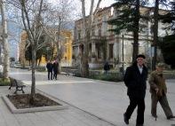 Walking through the new city - Mostar, Bosnia and Herzegovina - by Anika Mikkelson - Miss Maps - www.MissMaps.com