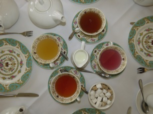 Afternoon Tea at the Orangery of Kensington Palace - London, England, United Kingdom - by Anika Mikkelson - Miss Maps