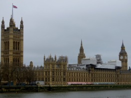 Big Ben and the Houses of Paliament - London, England, United Kingdom - by Anika Mikkelson - Miss Maps