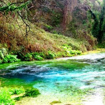 Blue Eye - Albania - by Anika Mikkelson - Miss Maps - www.MissMaps.com