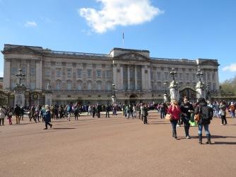 Buckingham Palace - London, England, United Kingdom - by Anika Mikkelson - Miss Maps