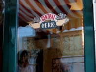 Central Perk and Cyrillic - Plovdiv, Bulgaria - by Anika Mikkelson - Miss Maps