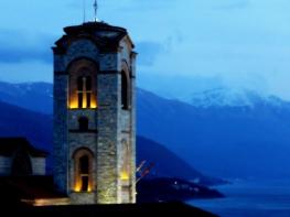 Church of St. Clement - Ohrid Macedonia - by Anika Mikkelson - Miss Maps - www.MissMaps.com