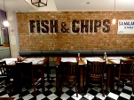 Fish and Chips - London, England, United Kingdom - by Anika Mikkelson - Miss Maps