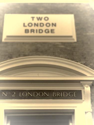London Bridge - London, England, United Kingdom - by Anika Mikkelson - Miss Maps