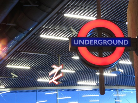 London Underground - London, England, United Kingdom - by Anika Mikkelson - Miss Maps